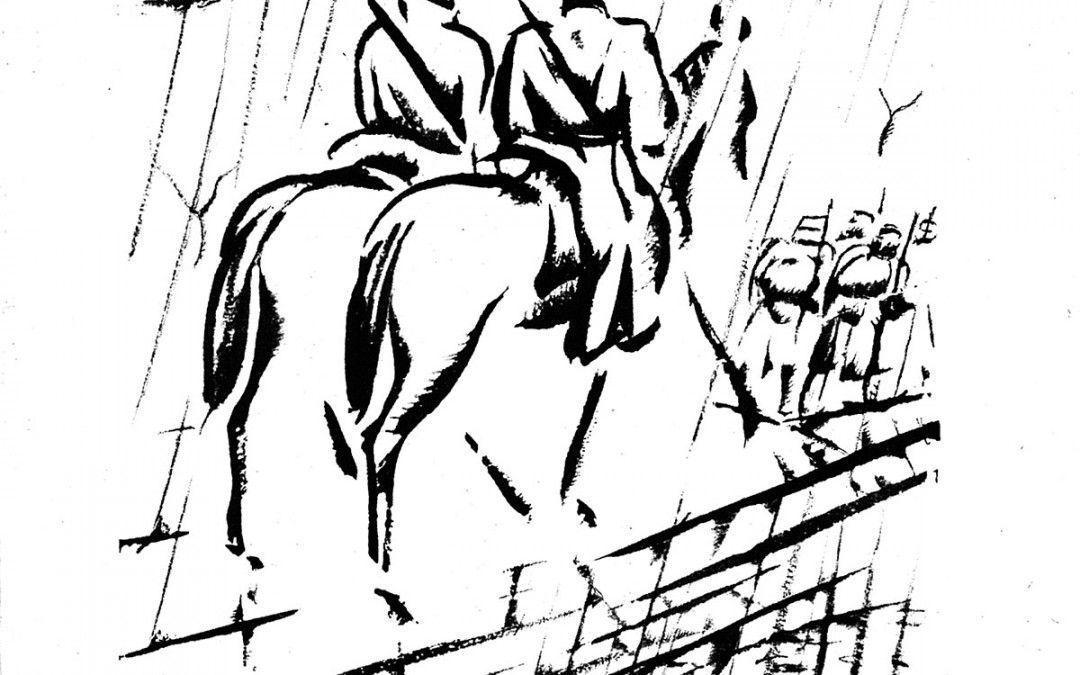 Prefacio a Mi Guerra, novela en imágenes de István Szegedi Szüts