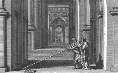 La transferencia selectiva de las mediciones sagradas